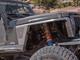Boulder Aluminum Fender on a Jeep.