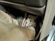 Aluminum foot rest for passenger