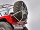 CJ Boulder Series Rear Tire Carrier - Steel