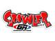Replacement GenRight Crawler Gas Tank Sticker