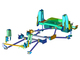 The GenRight system is 100% designed in Solidworks CAD