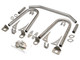 Universal Front Coilover Shock Hoop Kit - Original Style
