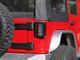Spyder Auto JK LED Tail Lights in Smoke