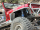 """YJ 4"""" Flare Front+Rear Fender Package - Aluminum"""