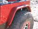 """YJ 4"""" Flare Front+Rear Fender Package - Steel"""