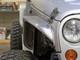 Jeep JK Narrow Front Tube Fenders - Aluminum front view