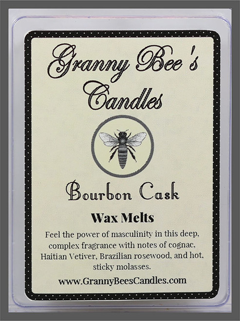 Bourbon Cask Wax Melt