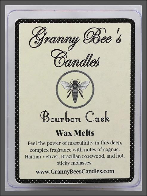 Bourbon Cask Wax Melt