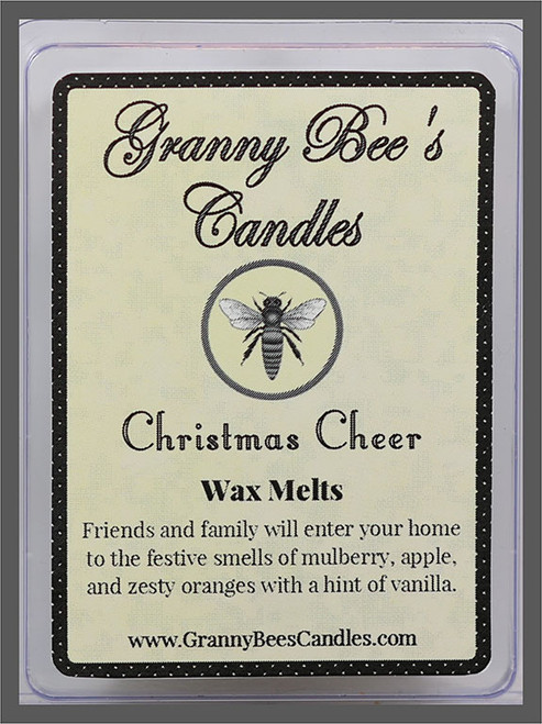 Christmas Cheer Wax Melts