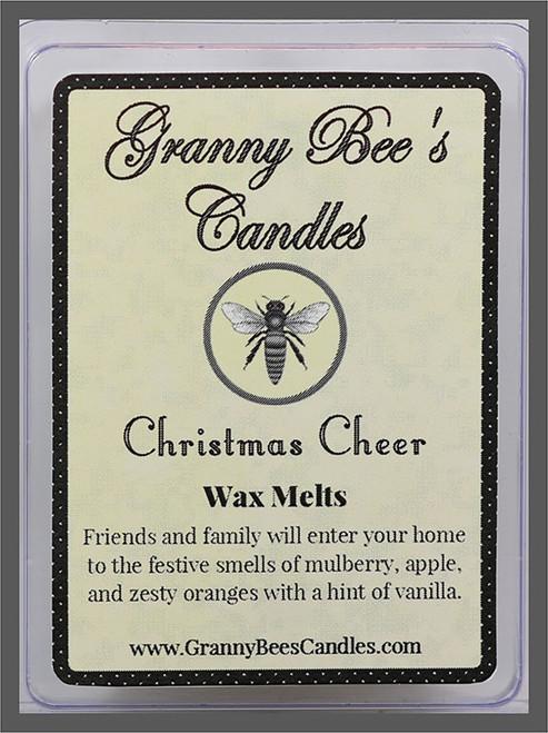 Christmas Cheer Wax Melts