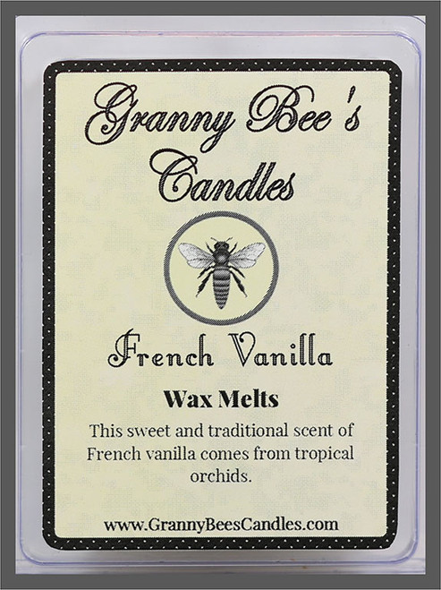 French Vanilla Wax Melts