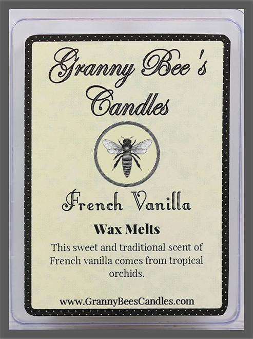 French Vanilla Wax Melts