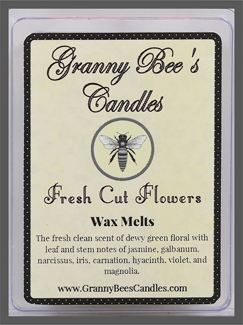 Fresh Cut Flowers Wax Melts