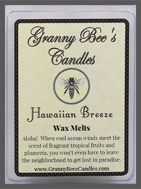Hawaiian Breeze Wax Melts