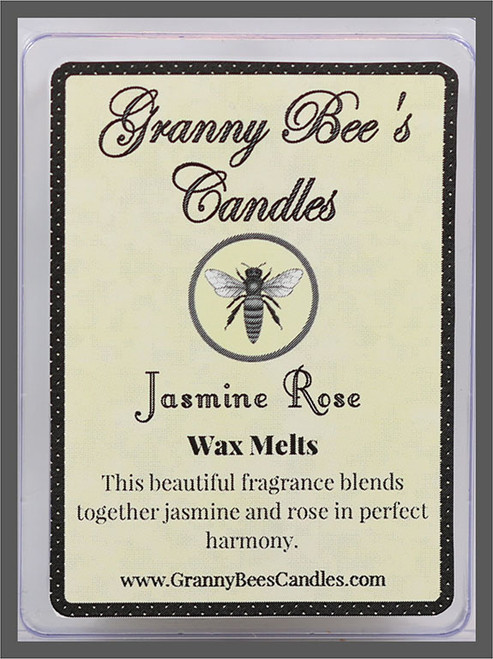 Jasmine Rose Wax Melts