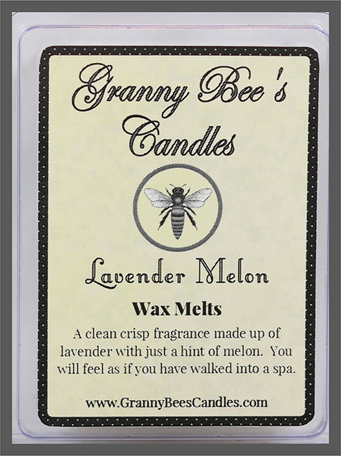 Lavender Melon Wax Melts