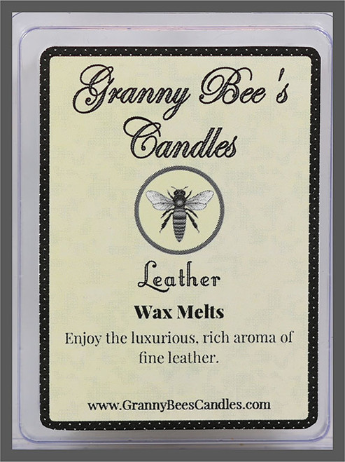 Leather Wax Melts