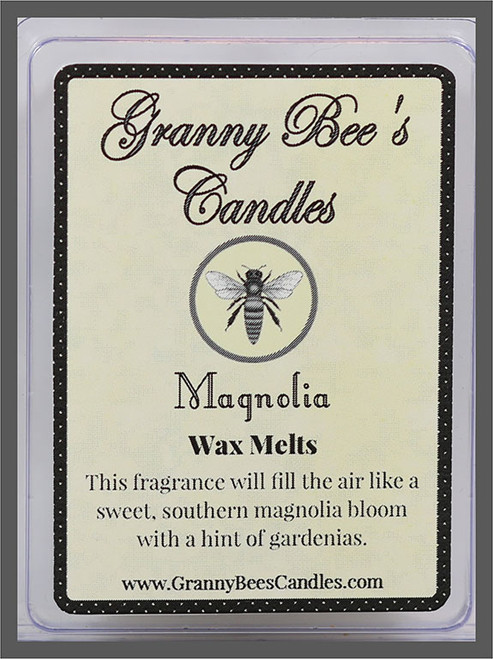 Magnolia Wax Melts