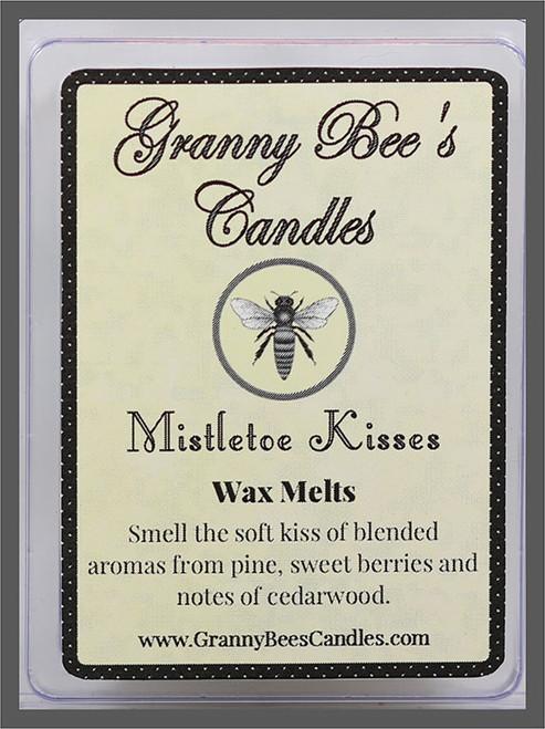Mistletoe Kisses Wax Melts