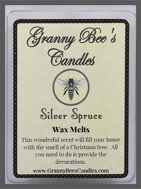 Silver Spruce wax melts