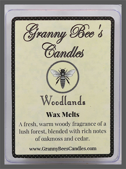 Woodlands Wax Melts