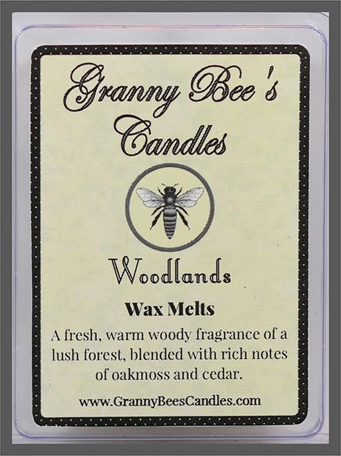 Woodlands Wax Melts