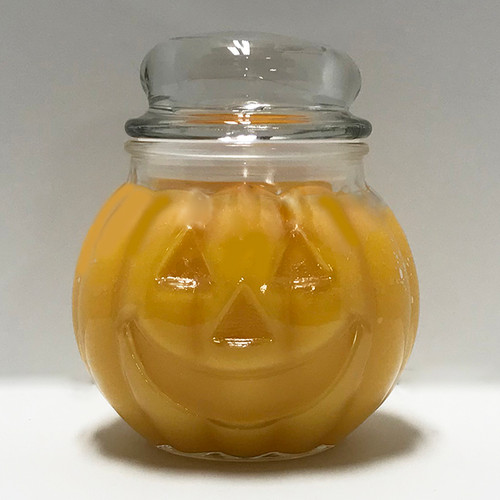 Pumpkin Jar Candle