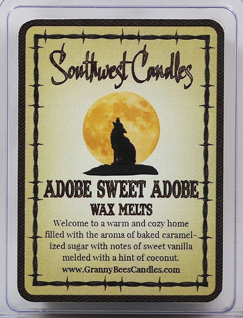 Adobe Sweet Adobe Wax Melts