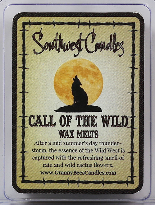 Call of the Wild Wax Melts