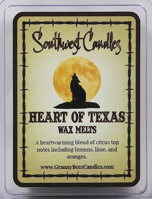 Heart of Texas Wax Melts