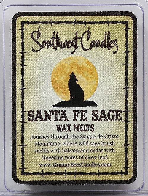 Santa Fe Sage Wax Melts