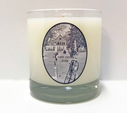 11 oz. - Maple Creek Market Winter Candle