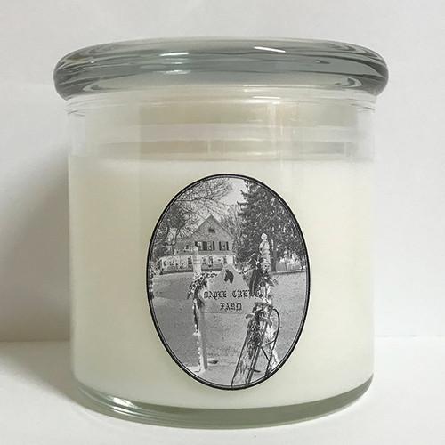 18 oz. - Maple Creek Market Winter Candle