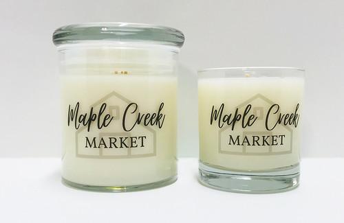Maple Creek Market Candles
