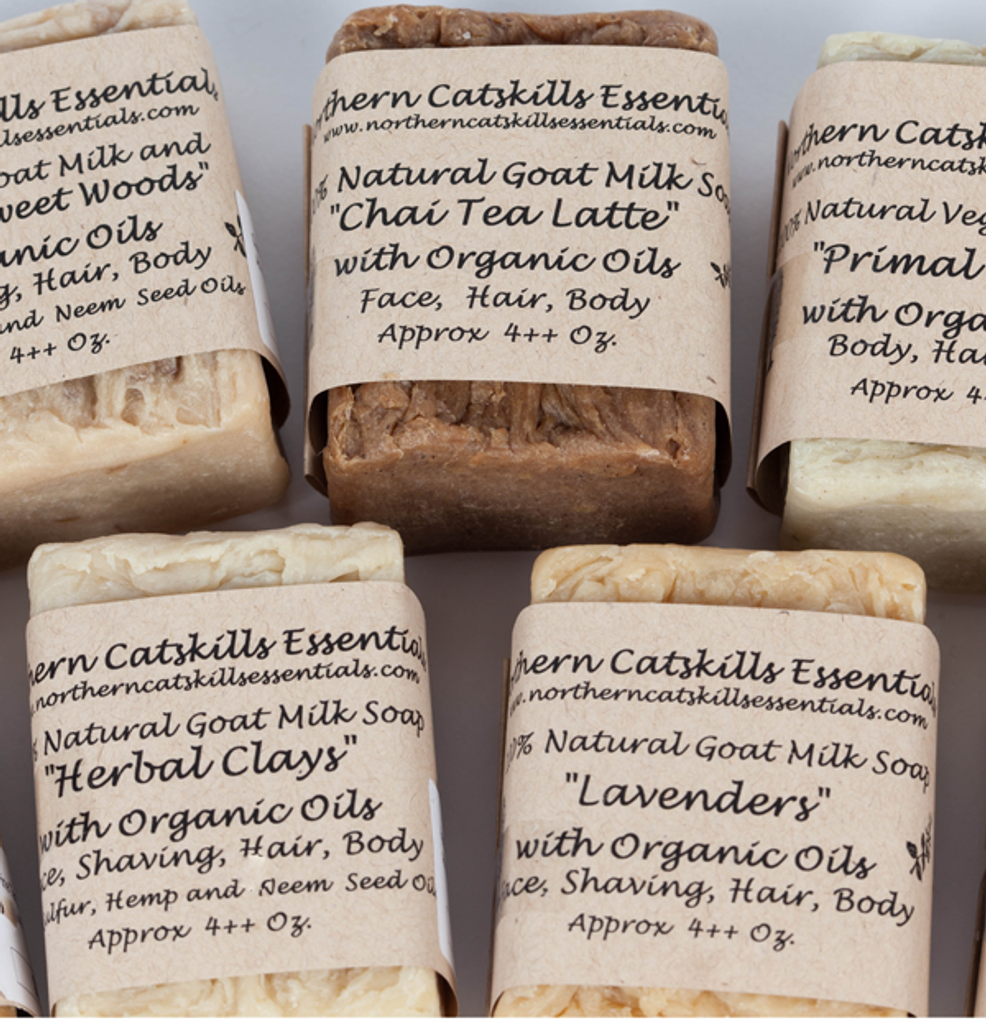 Northern Catskills Essentials Soaps