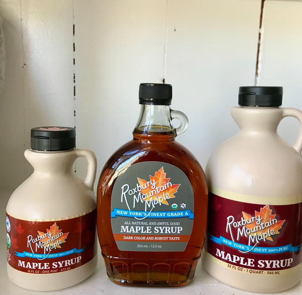 Roxbury Mountain Maple Syrup