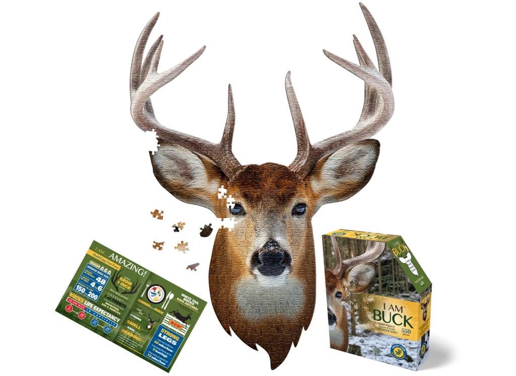 I Am Buck
