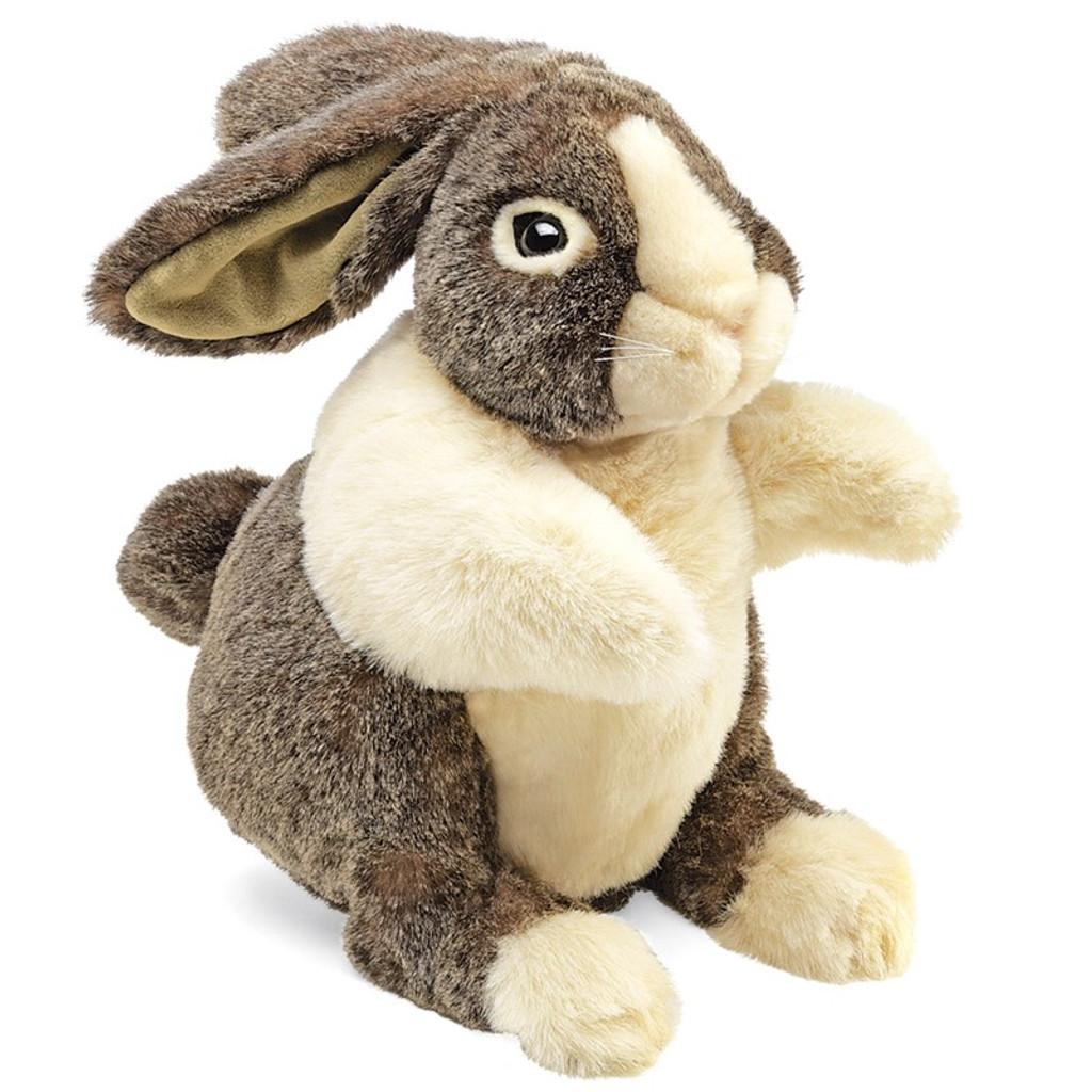 Dutch Rabbit Puppet