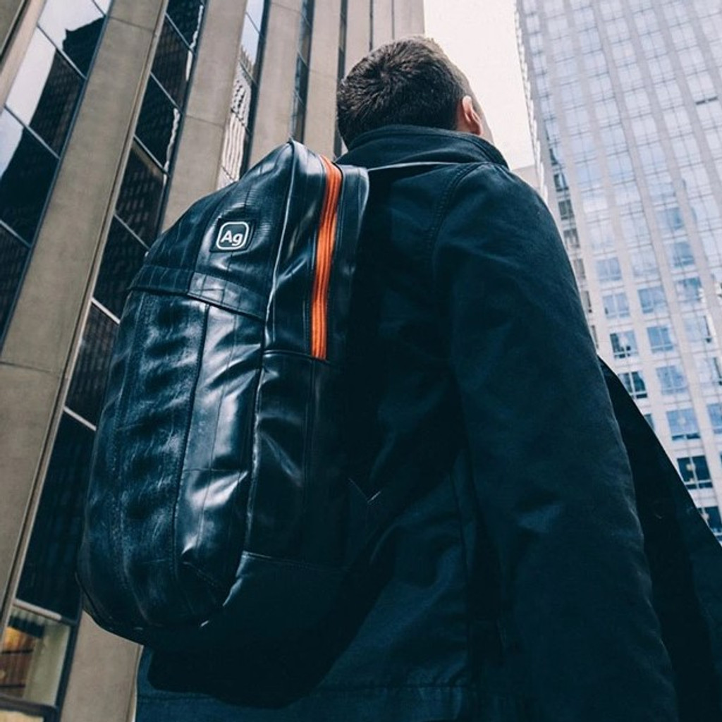 Upcycled Backpack