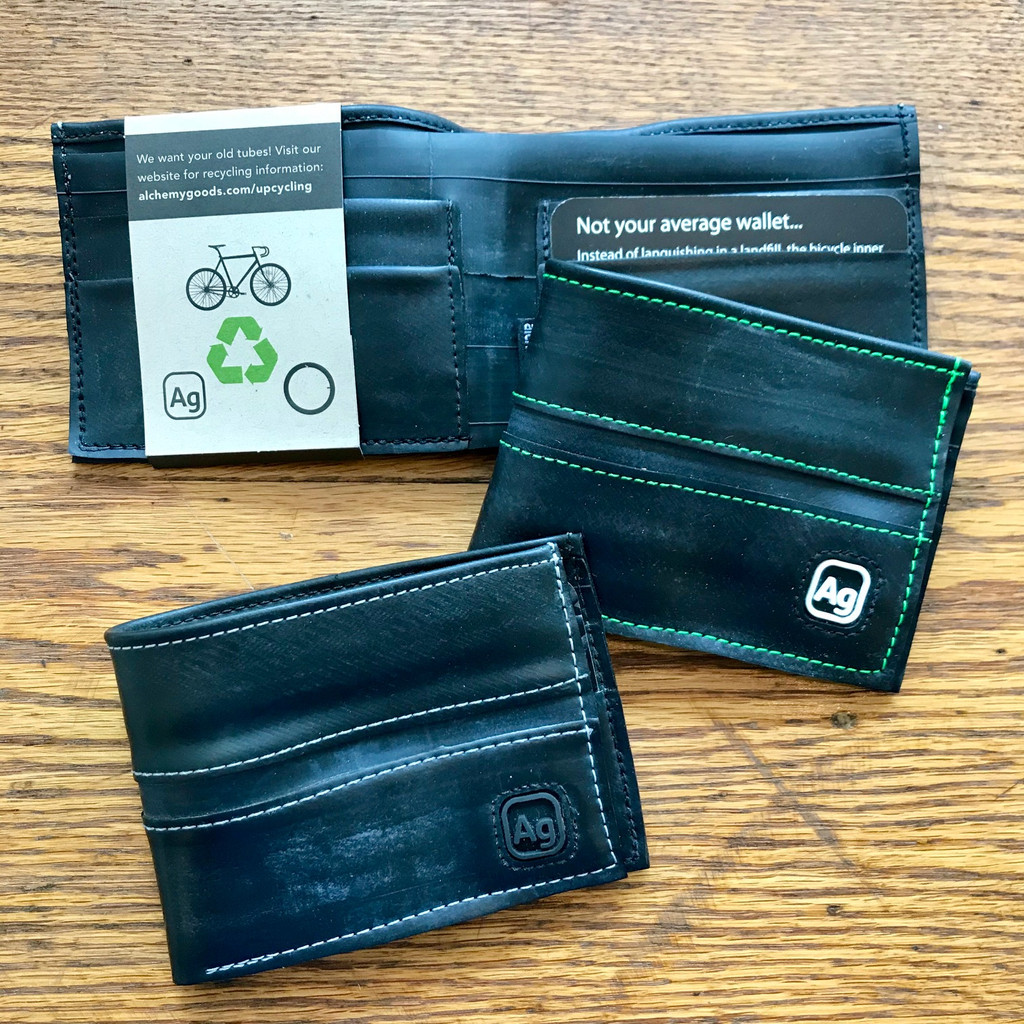 Upcycled Wallet