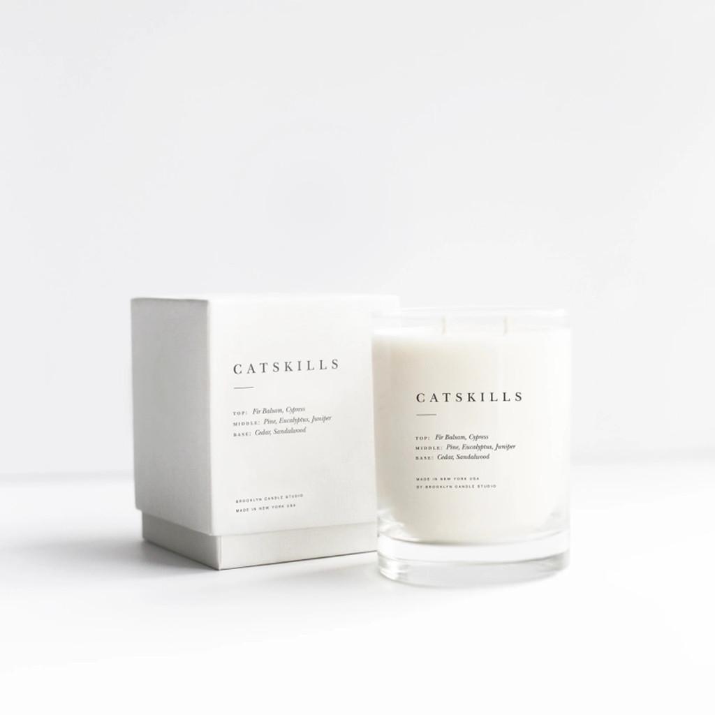 Catskills Candle