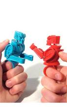 Rock'em Sock'em Robot (Finger Size)