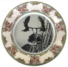 Aunt Wapiti Plate