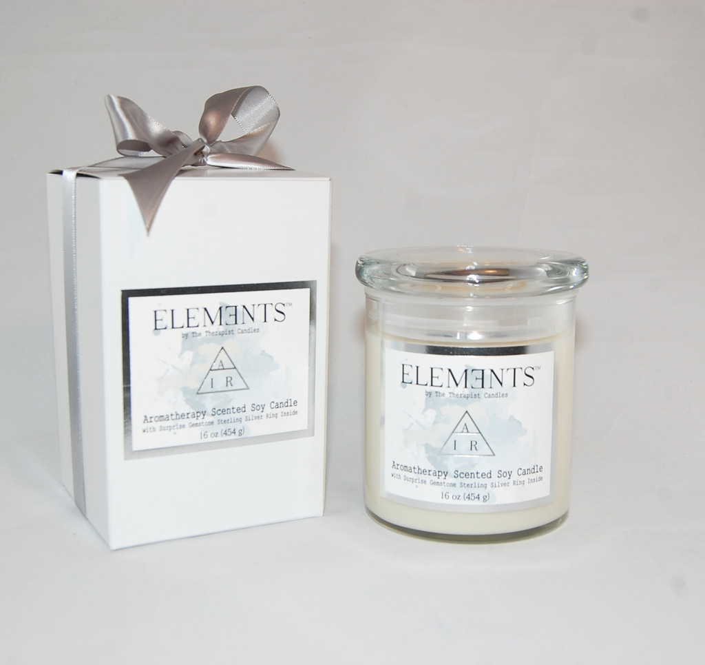 ELEMENTS™ RING CANDLE  - Air