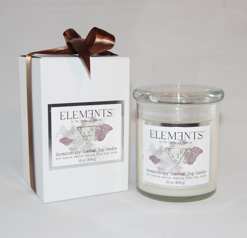 ELEMENTS™ RING CANDLE  - Earth