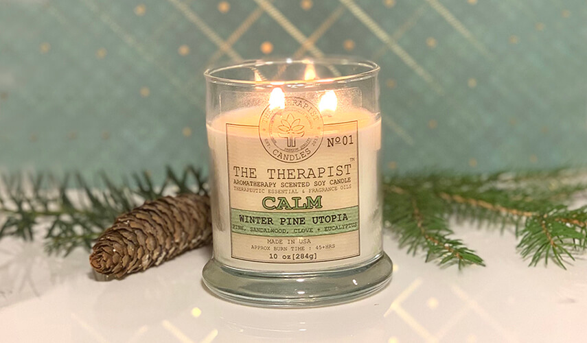 Holiday Picks Therapy candels