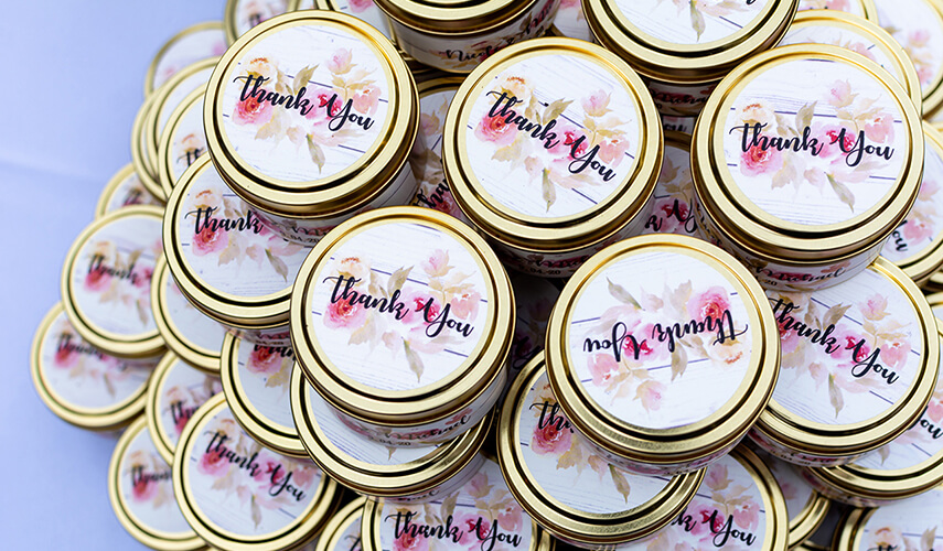 Personalize Favors 2 Gifts