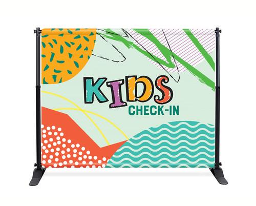 Kids Backdrop