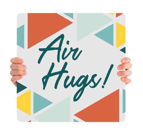 ReOpen Handheld - Triangles - Air Hugs