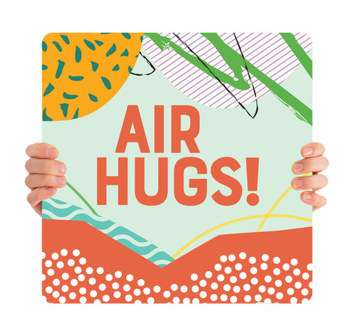 ReOpen Handheld - Scrapbook - Air Hugs